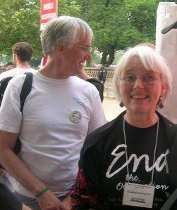 Cindy-Craig- orang tua dari Corrie