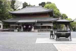 Chion'in Bait di Higashiyama-ku