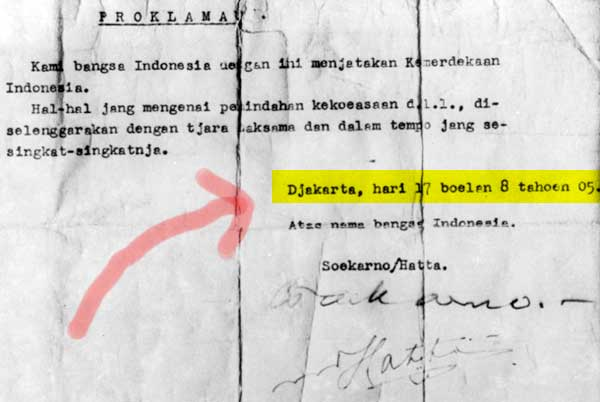 naskahproklamasi1945