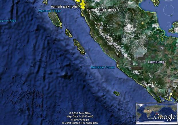 seamount bengkulu