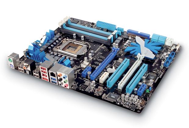 Motherboard USBv3