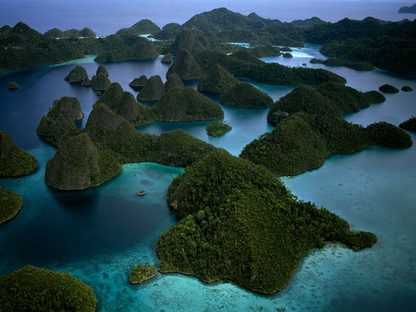 Raja ampat island papua