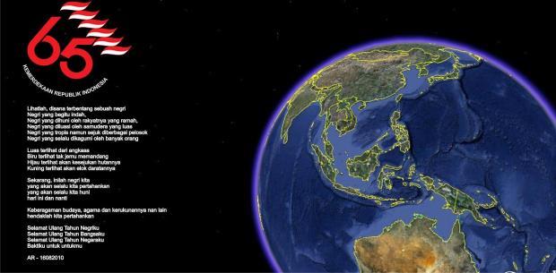 65 tahun sudah, indonesiaku