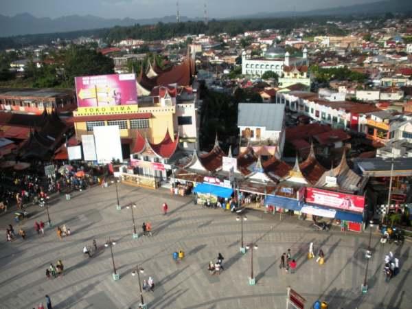 Jam Gadang, Bukittinggi Sumatera Barat
